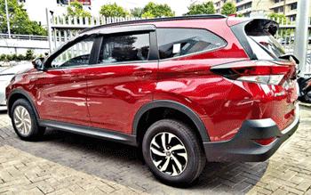 Harga Toyota Rush Terbaru