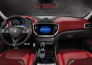Maserati Ghibli Entertainment Features