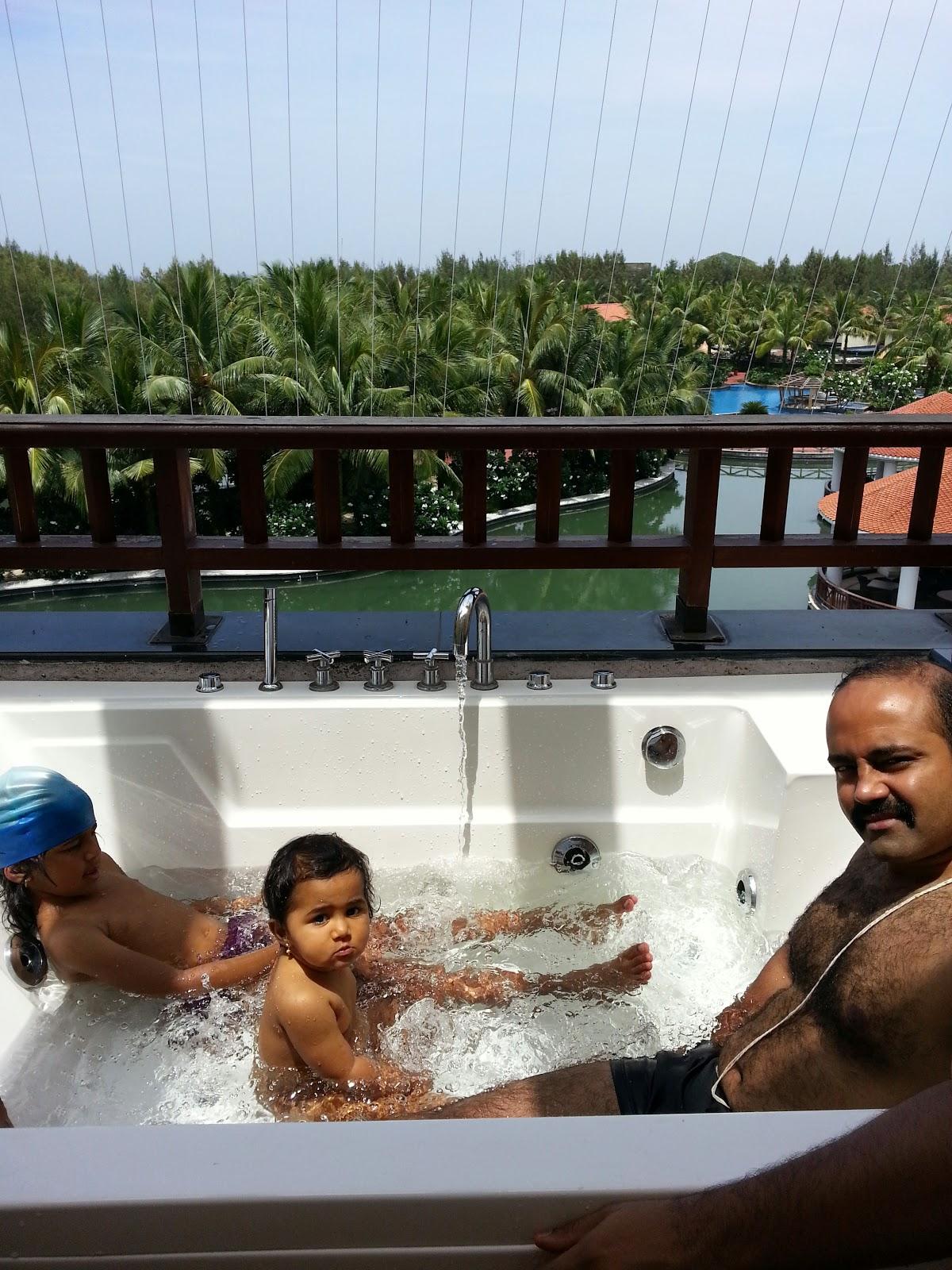 Advithaarvind Vacation To Pondicherry Ocean Spray Resort