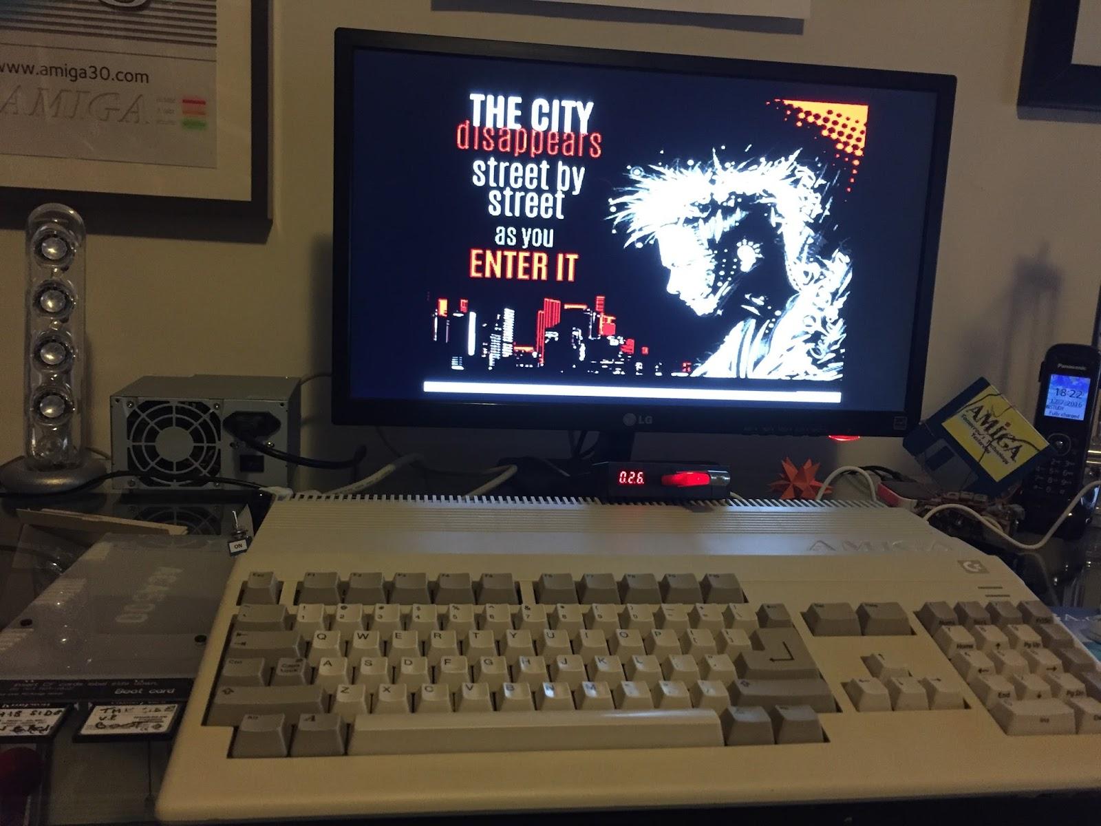 Epsilon's Amiga Blog: DF0 Selector on Amiga 500