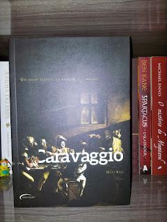 Livro: Caravaggio, Um Nome Escrito em Sangue