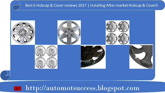 Best 6 Hubcap & Cover reviews 2017 | Installing After-market Hubcap & Covers