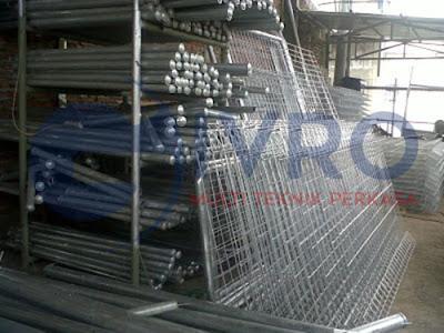 Produksi Pagar BRC Termurah