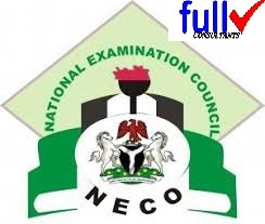 2017 NECO EXAMINATION TIME TABLE