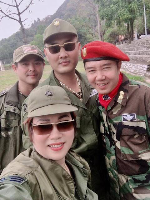 Mặc quân phục kiểu các  Hội yêu đồ lính là vi phạm pháp luật!