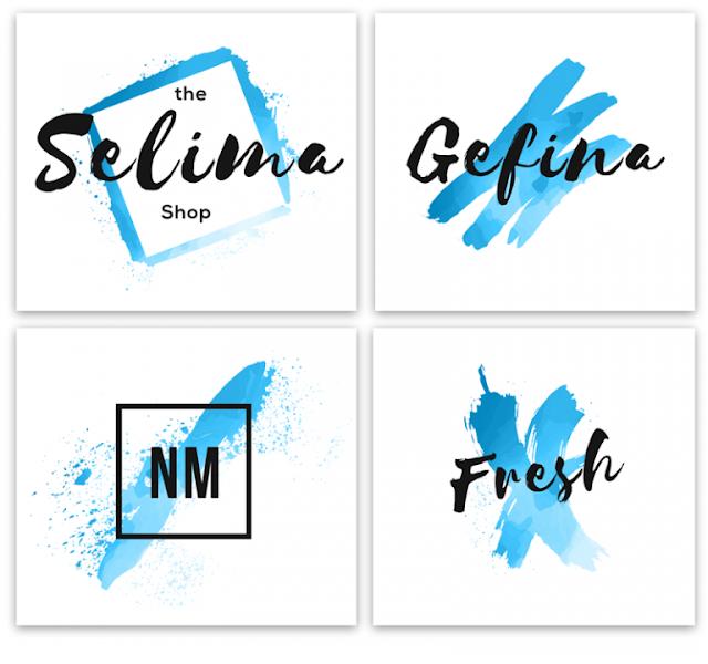 Watercolor Logo PNG Free