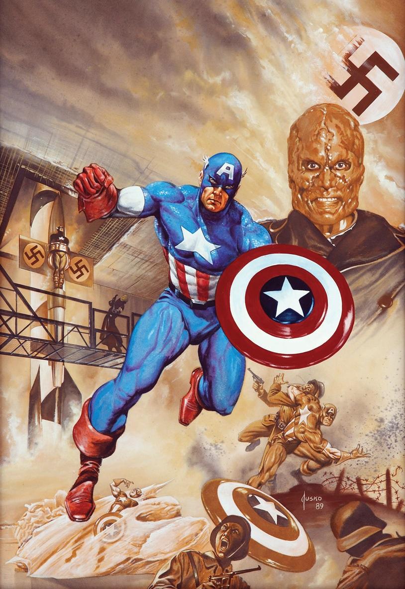 Captain+America+Jusko.jpg (814×1184)