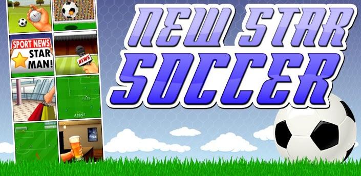 New Star Soccer Futbol Android Sınırsız Para Hilesi MOD APK İndir - androidliyim.com