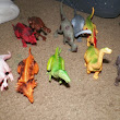 12 Dinosaur Toy Figure Set From Kids Imaginative Review