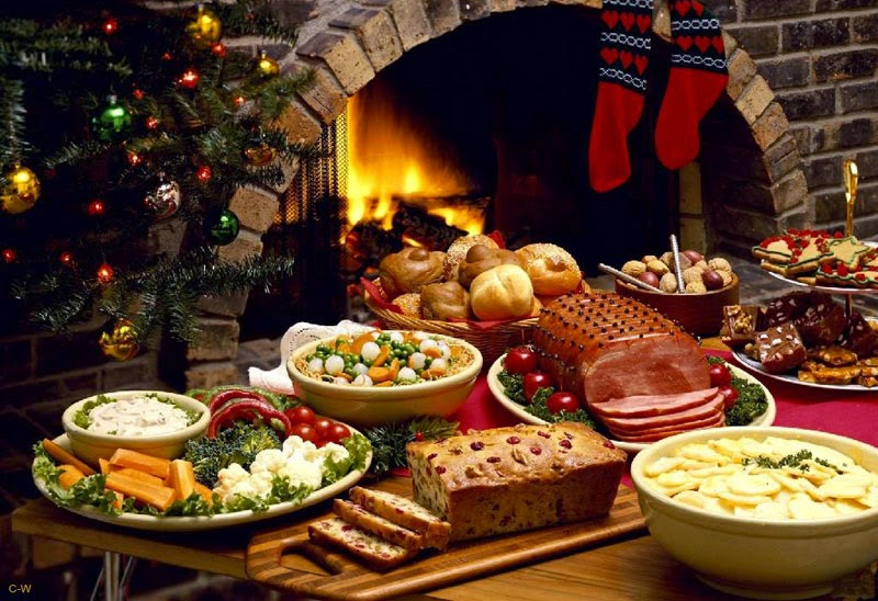 organiza navidad sin engordar