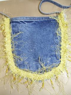 DIY No Sew Changeable Purse 3
