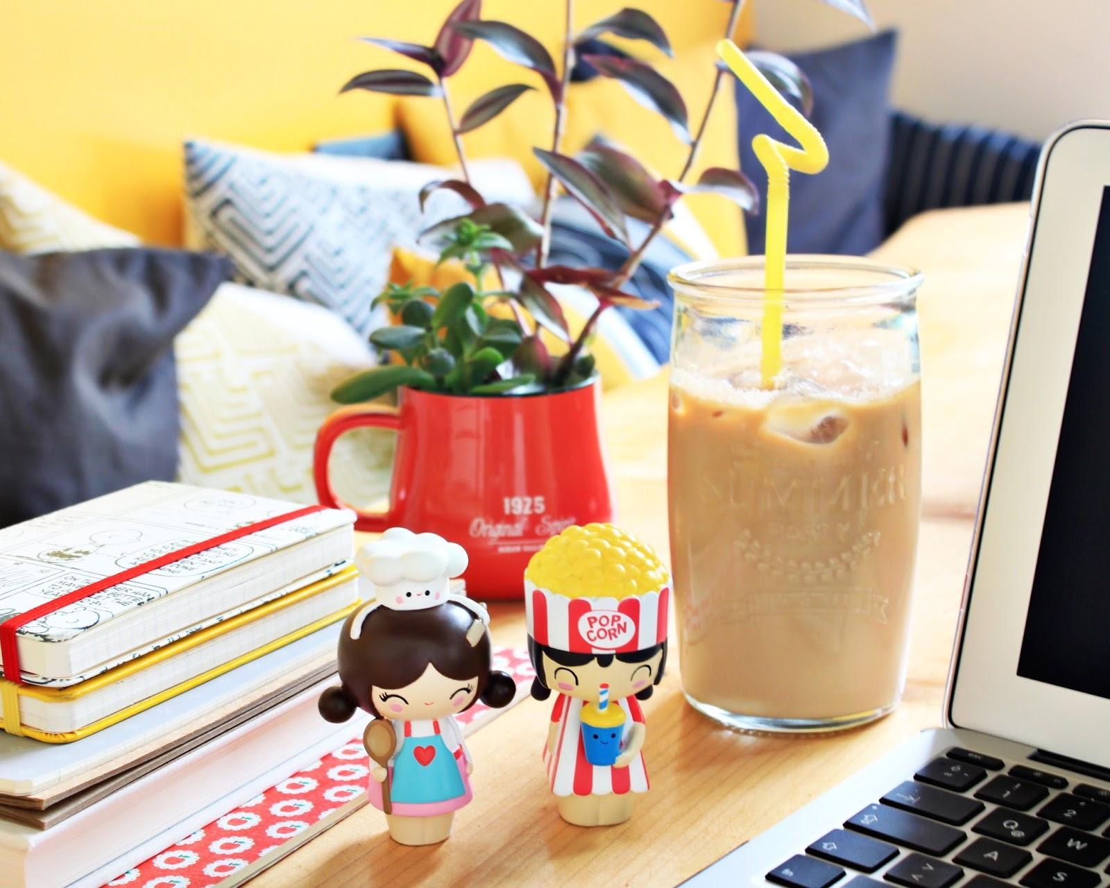 Bir çocuğun tatilinde milkshake nasıl çıkarılır