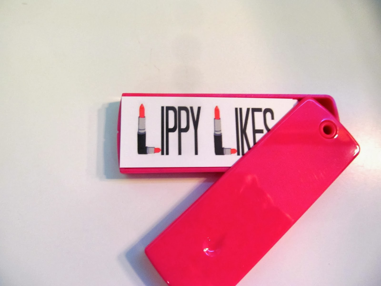 Lippylikes Moo Cards