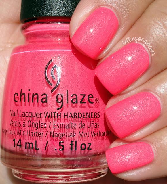 China Glaze Bite Me