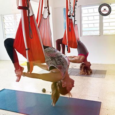 formation yoga aerien
