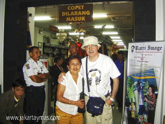 Se prohibe la entrada a los carteristas en Yogyakarta