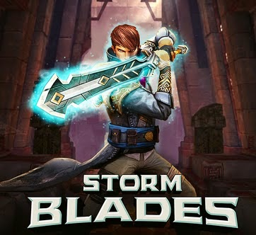 Download Storm Blades v1.0.6 Mod Apk (Unlimited Money) Android