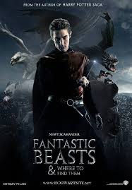 Harry Potter Prequel: Fantastic Beasts