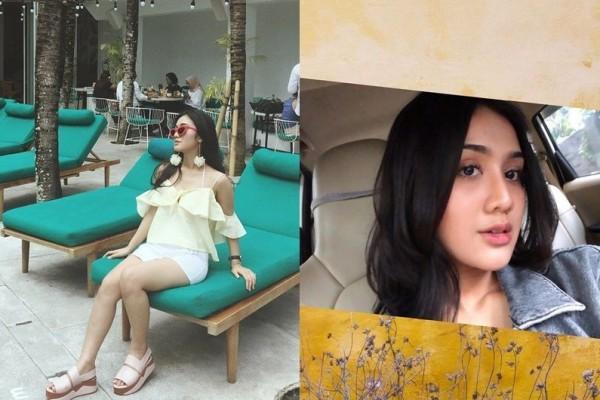 10 Pesona Zulfa Maharani, Pemeran Gina di Film Bebas yang Manis Banget