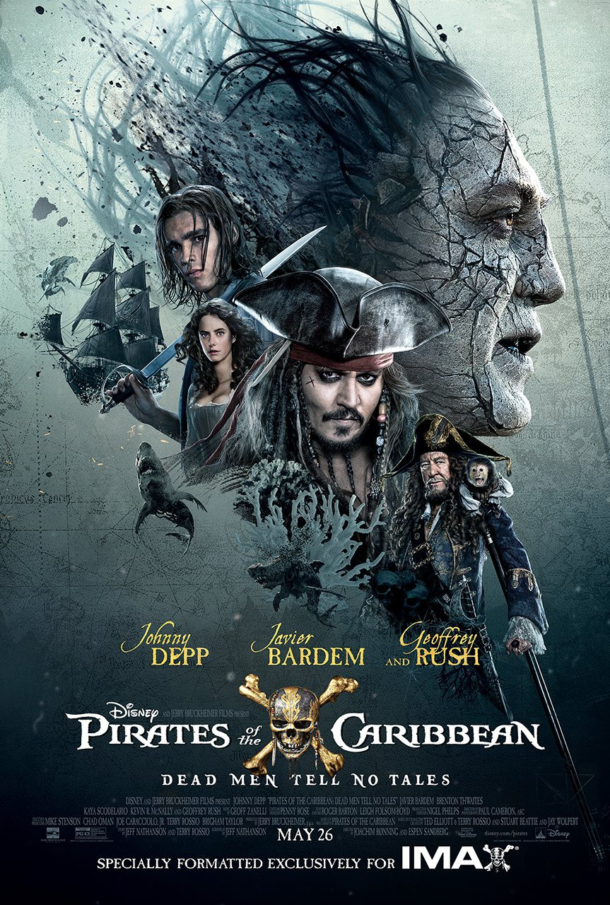 Nonton Film Pirates of the Caribbean: Dead Men Tell No Tales (2017)