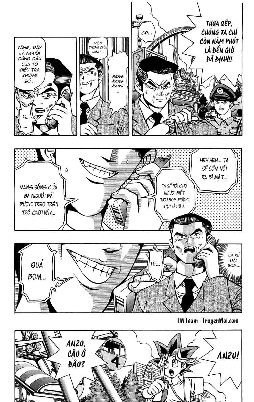 YUGI-OH! chap 45 - số 13 đáng ngờ trang 10