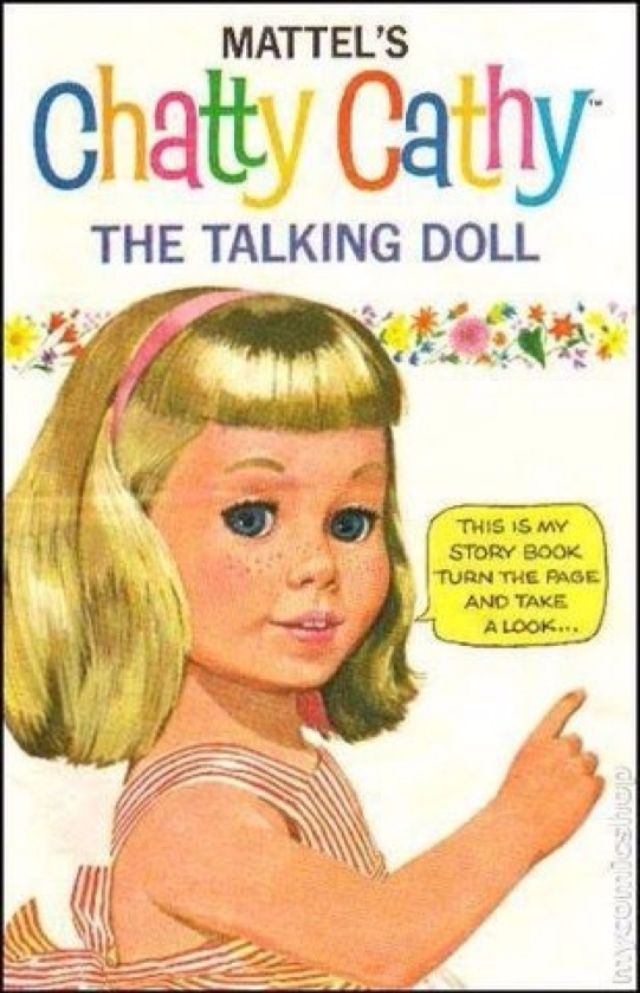 Popular Toys In The Sixties : Popular vintage children s toys of the