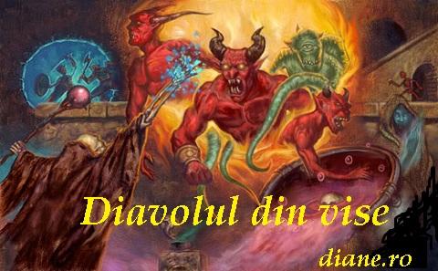 Vise despre diavol
