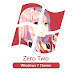 Darling in the FranXX - Zero Two Windows 7 Theme