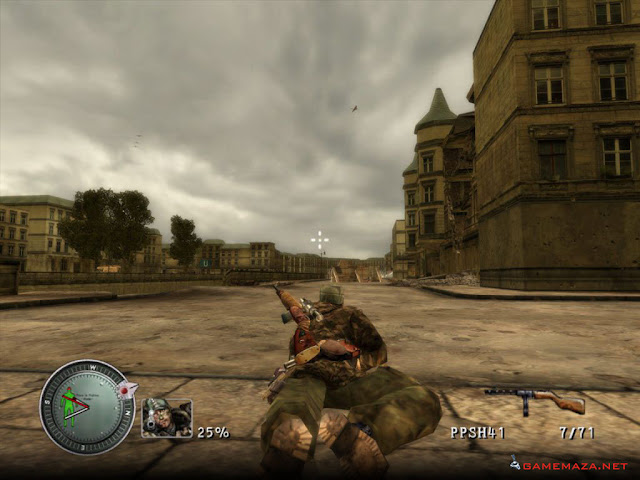 Sniper Elite Gameplay Screenshot 3