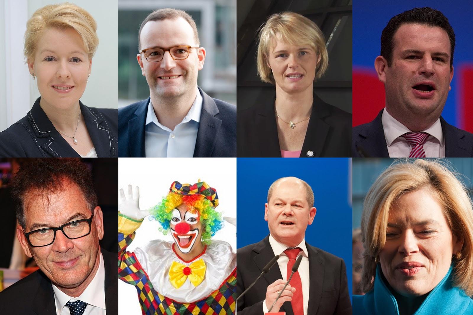 nachdem heute die spd als letzte regierungspartei ihre ministerinnen und minister bekanntgab ist das kabinett der groen koalition endlich vollstndig - Was Ist Ein Kabinett