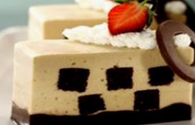 Foto Resep Puding Cake Brownies Sederhana Lembut Lezat Sajian Sedap