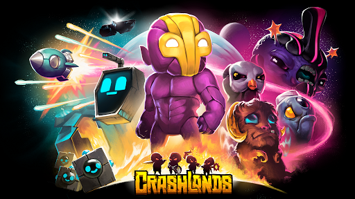 Crashlands Apk Android Game