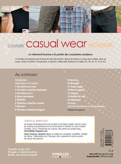 couture casula wear homme