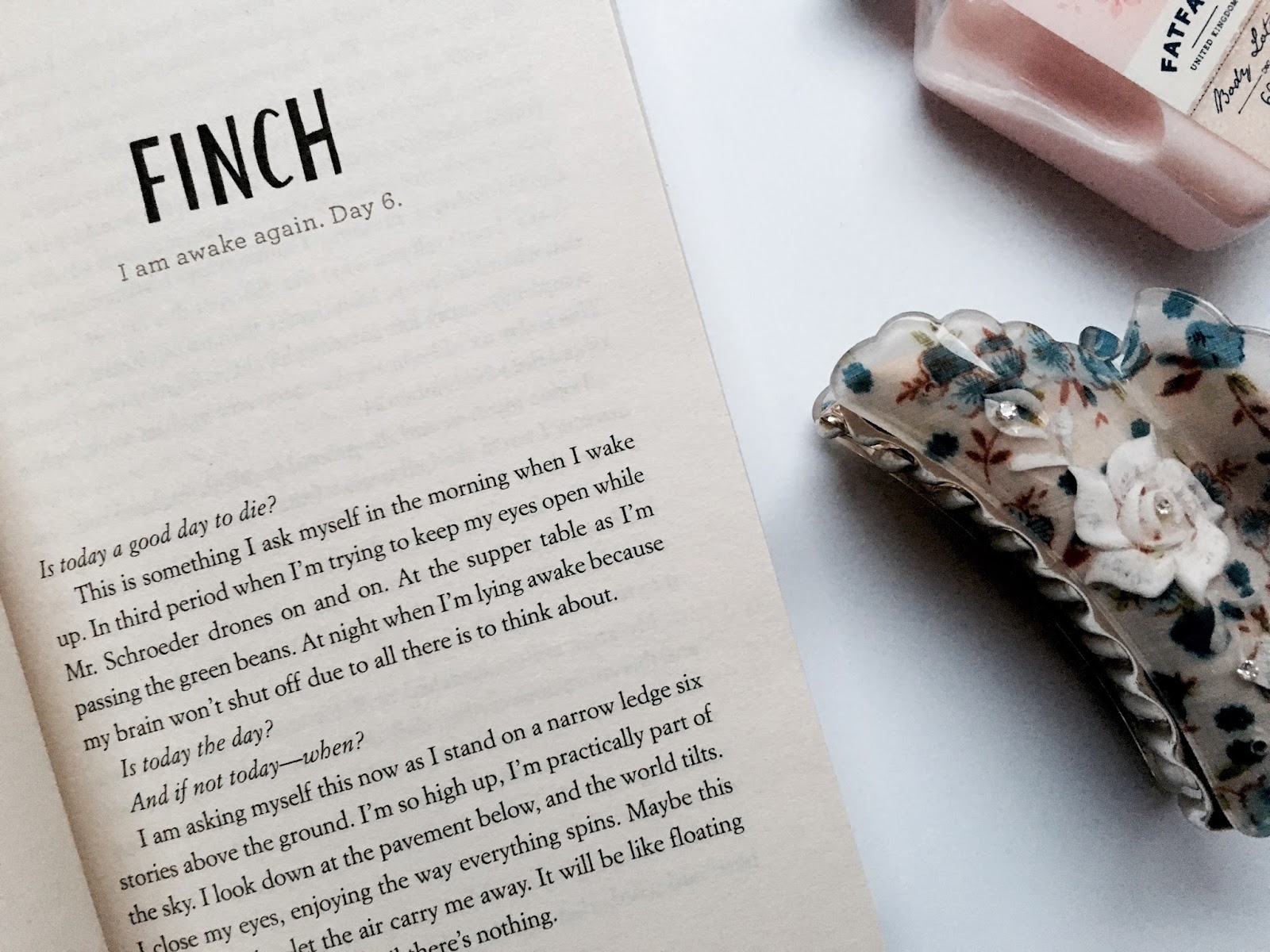 all the bright places jennifer niven review