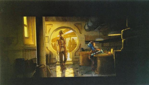 Massive Amount Of Episode Vii Concept Art Leaked