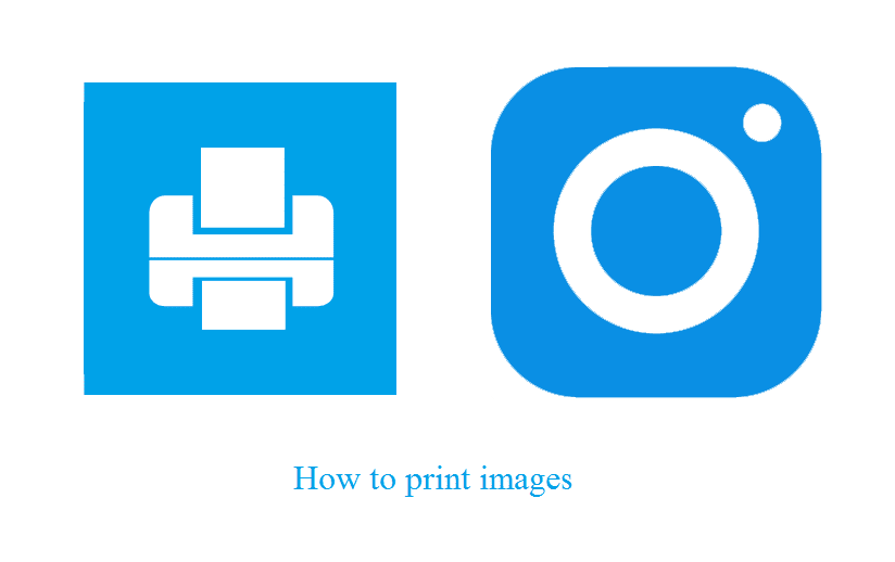 cara print gambar di laptop