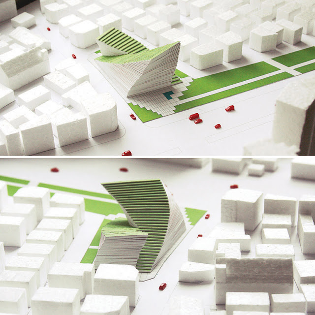 Ying Yang library Architecture Model