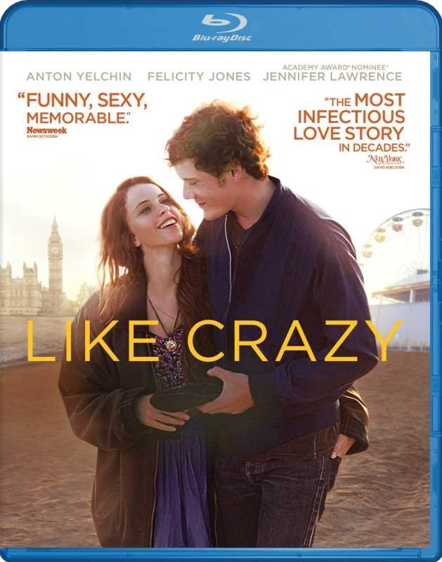 Like Crazy 2011 720p Esub BluRay Dual Audio  English Hindi GOPISAHI