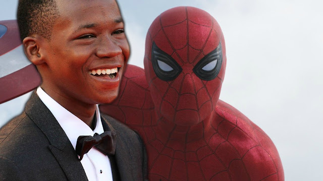 Spider-Man, Homecoming starring Abraham Attah