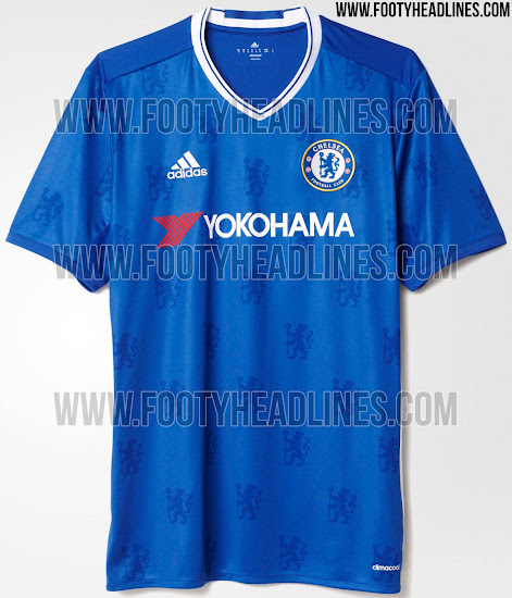best service b6bb9 8f8ab Is this the new Chelsea home kit for next season?
