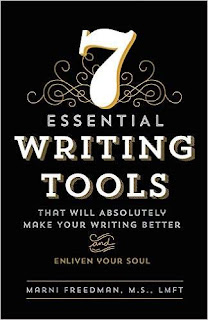 7 Essential Writing Tools - writer-tested-and-approved writing tools by Marni Freedman