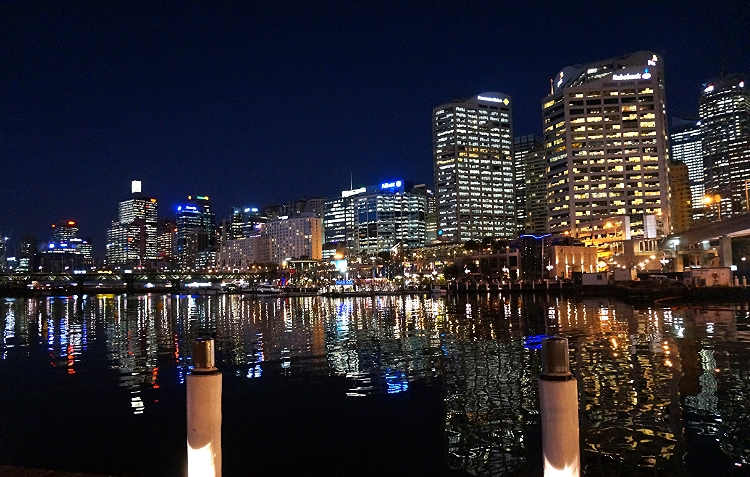 Darling Harbour, Sydney, Australia, Euriental