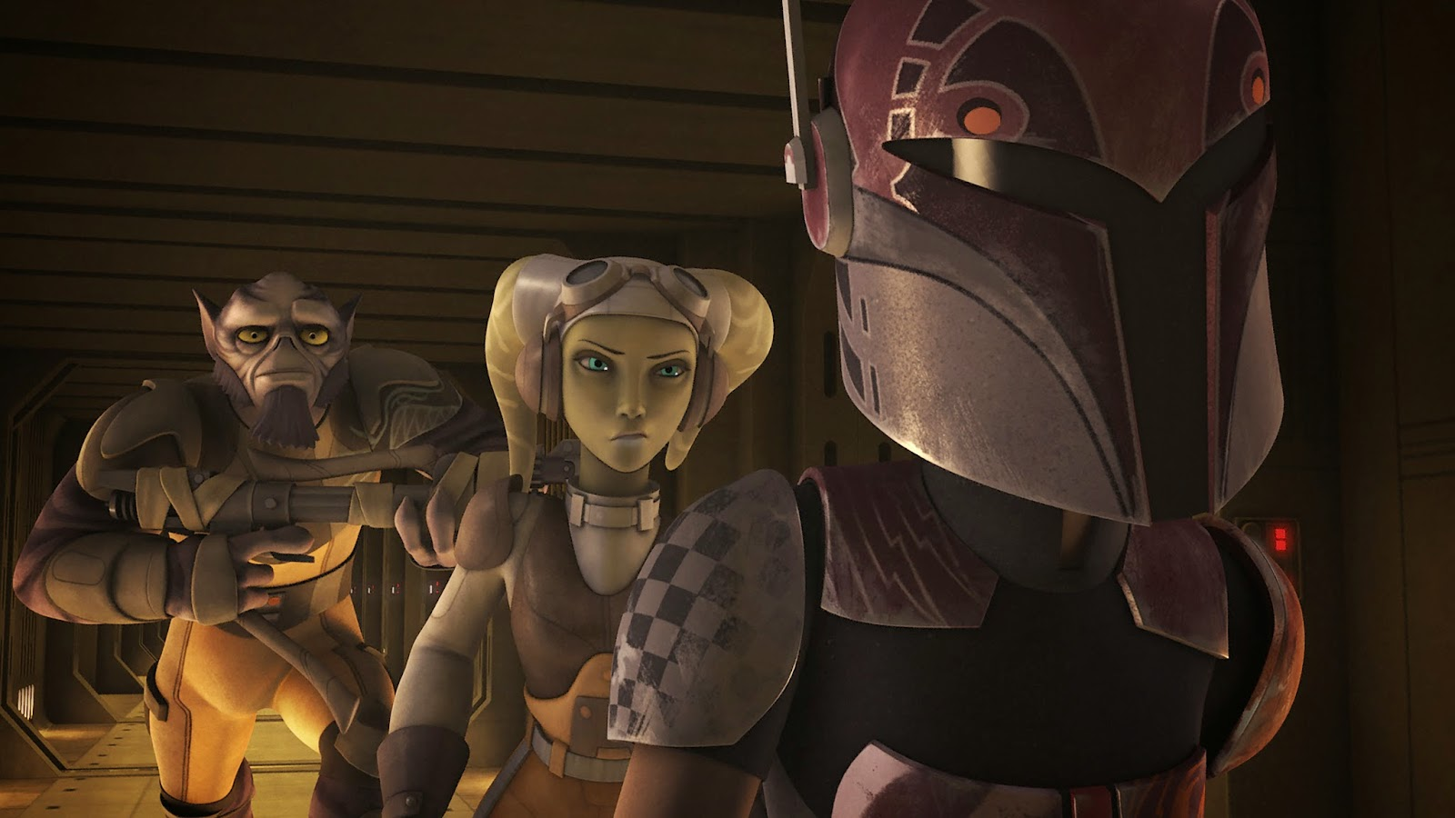 "Star Wars Rebels, ""Fire Across The Galaxy."""