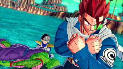 صور لعبة DRAGON BALL XENOVERSE