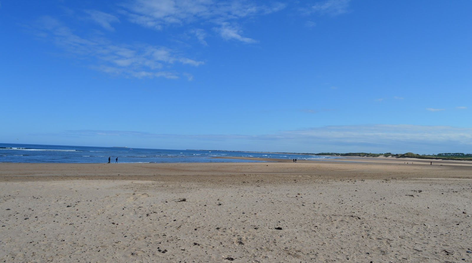 The best picnic spots in Northumberland  | Alnmouth Beach