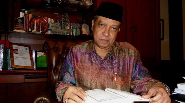 Biodata dan Biografi Lengkap KH. Said Aqil Siroj