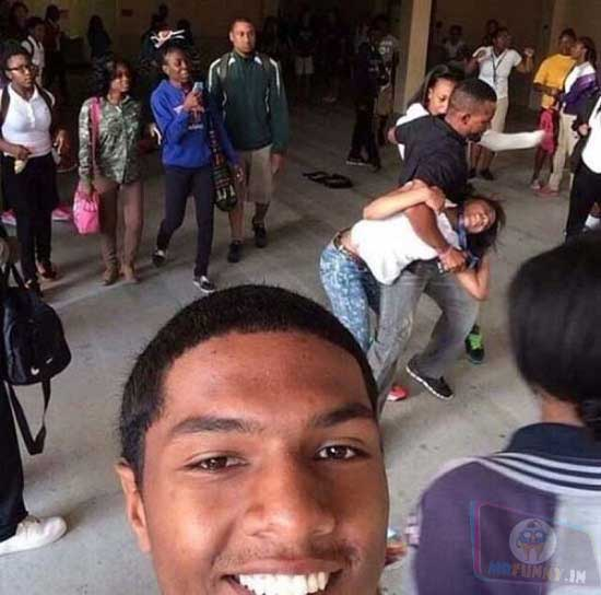 Public Dramas Selfie
