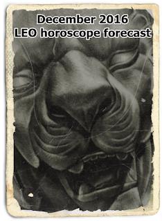 December 2016 LEO horoscope forecast zone astrology