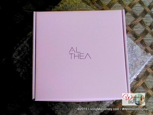Althea-Korea-Parcel-Woman-In-Digital
