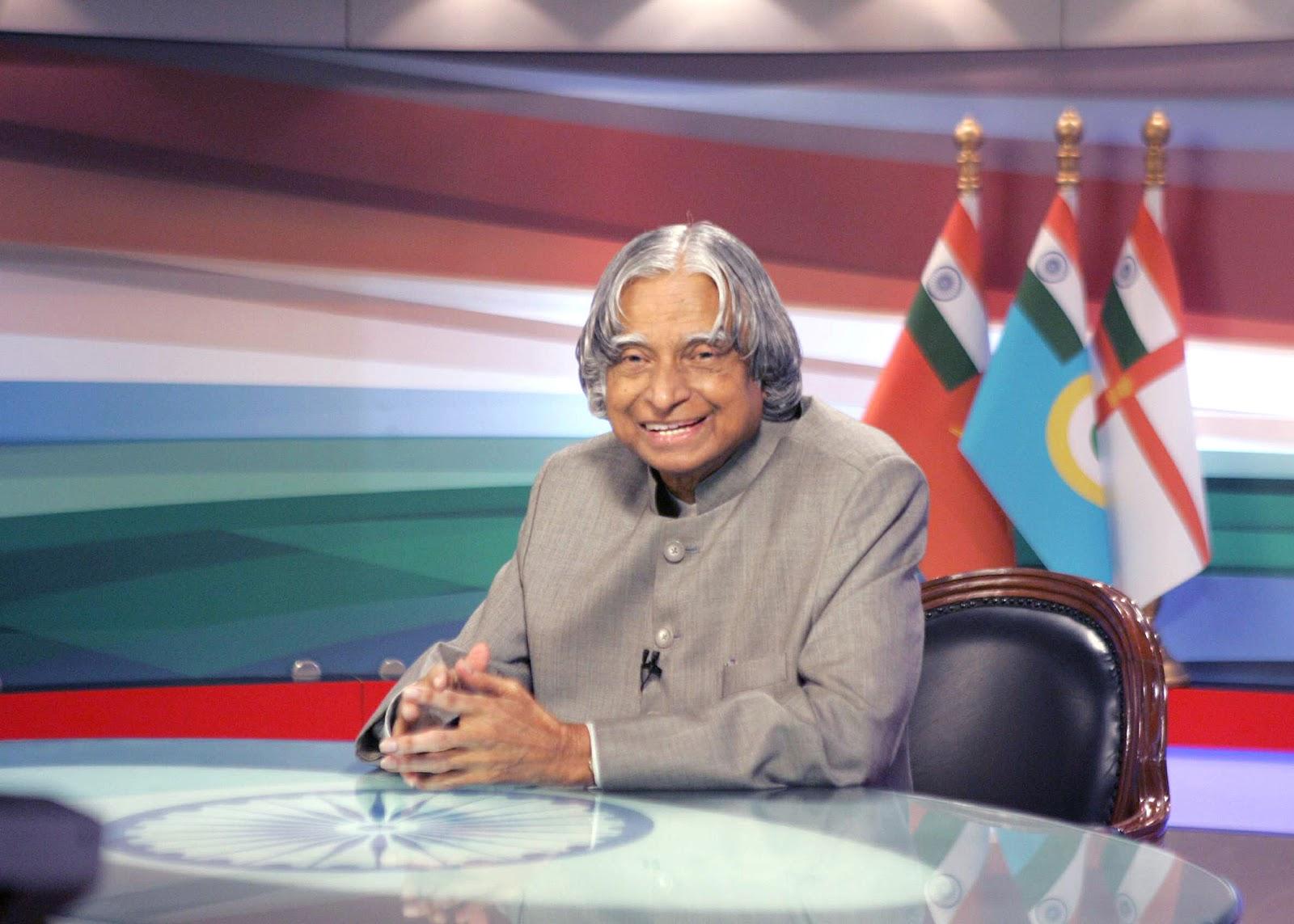 Biography Of A P J Abdul Kalam